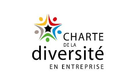 Cetup signataire de la Charte de la Diversité en entreprise.